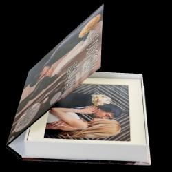 Снимки 20 броя 10x15 с паспарту в персонализирана кутия ФБ-46