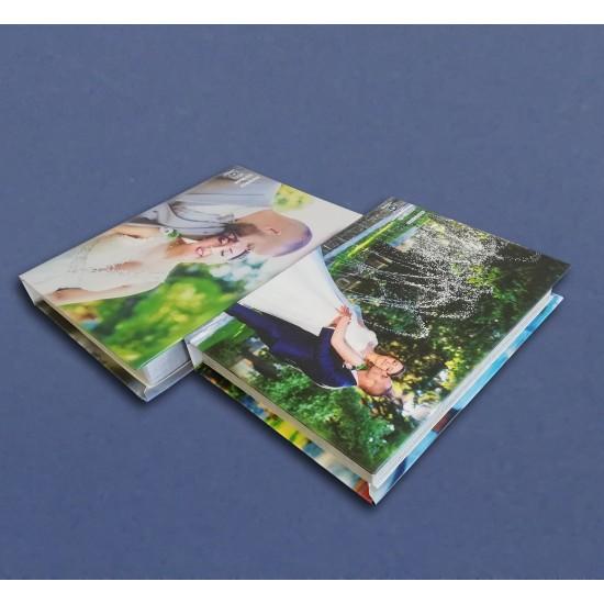 Луксозна обложка за флашка с или без ДВД